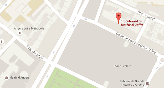 3 boulevard du marechal Joffre, 49100 Angers